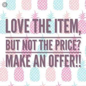 Other - Make offer